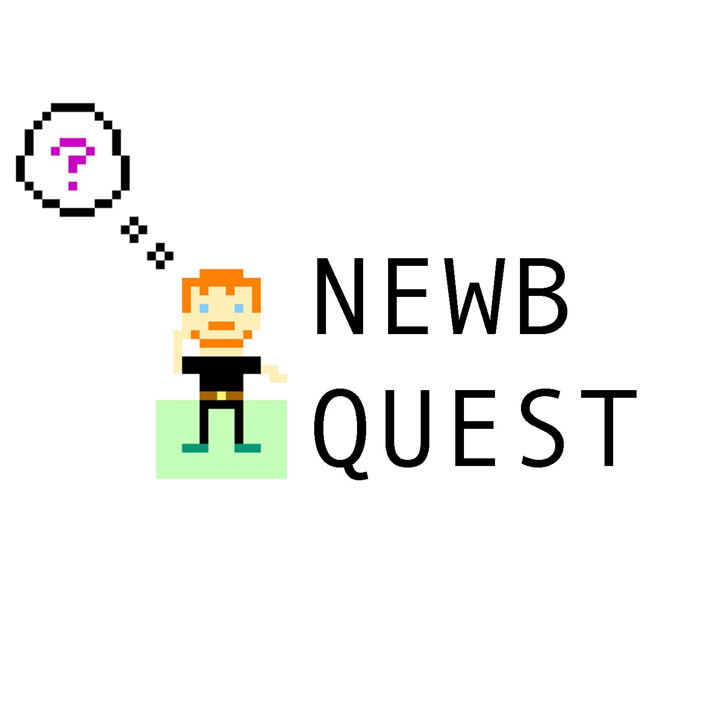NewbQuest: Learn Indie Game Development